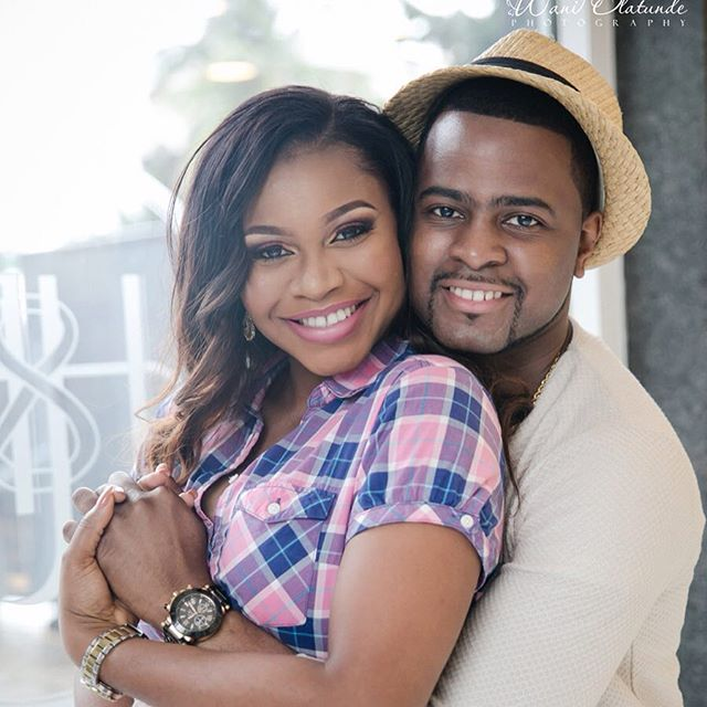 DJ Xclusive Married to Tinuke