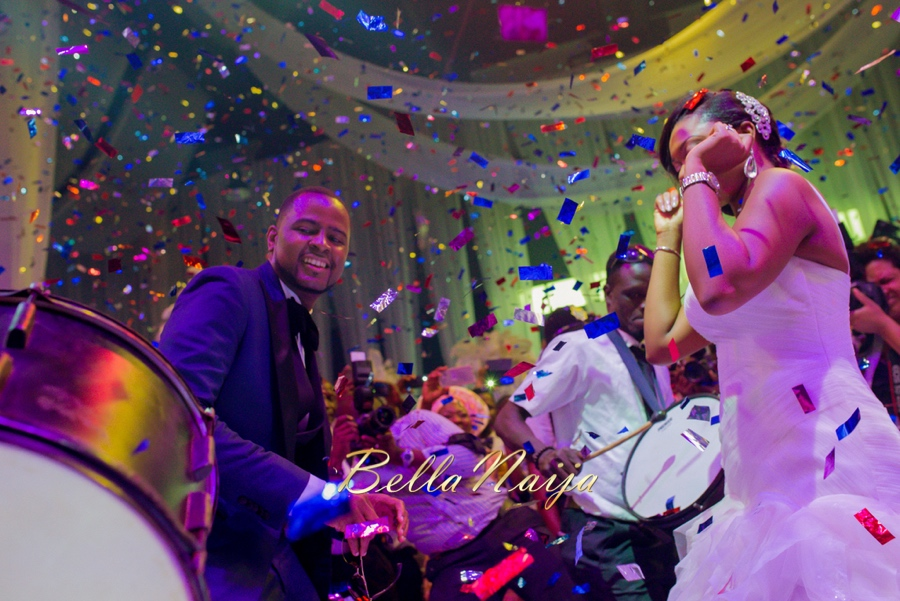 DJ Xclusive & Tinuke's Wedding on BellaNaija Weddings 2015 - Wani Olatunde Photography -image3