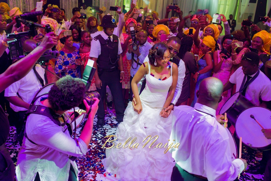 DJ Xclusive & Tinuke's Wedding on BellaNaija Weddings 2015 - Wani Olatunde Photography -image7