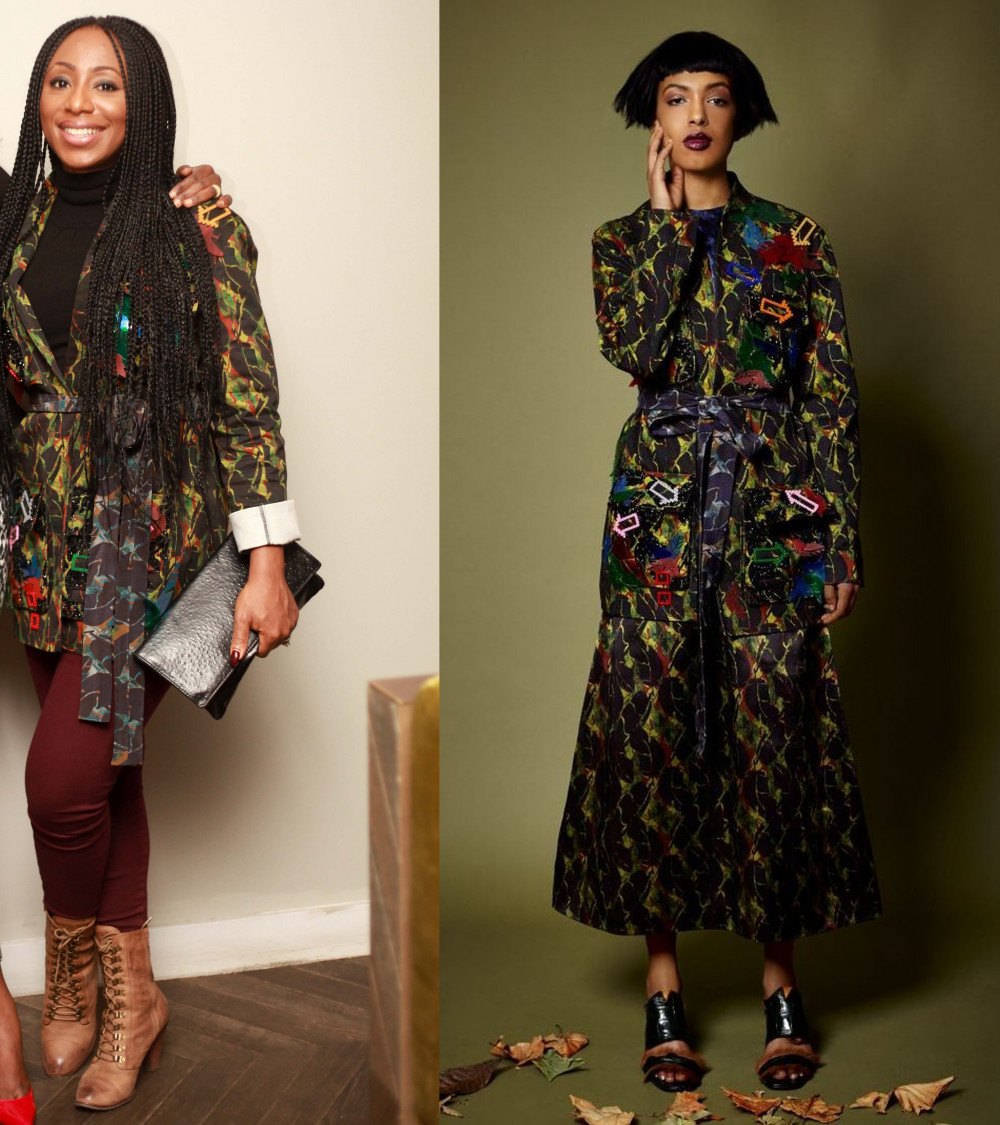 Dakore Akande in Lisa Folawiyo - BellaNaija - October 2015001