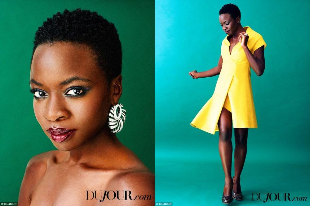 Danai Gurira for DuJour Magazine - BellaNaija - October 2015005
