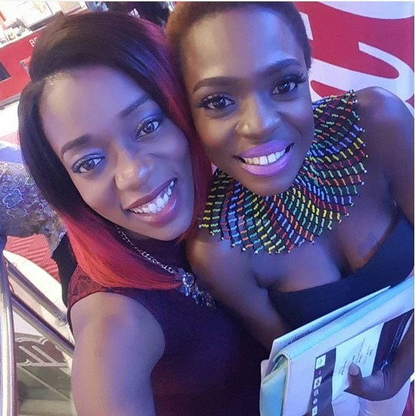 Destiny Amaka & Beverly Osu