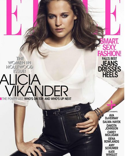 ELLE The Women in Hollywood Issue 2015 - BellaNaija - October 2015005