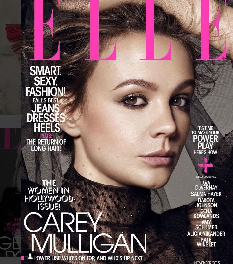 ELLE The Women in Hollywood Issue 2015 - BellaNaija - October 2015007