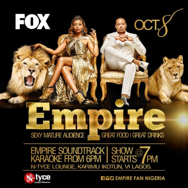 EMPIRE oct 8