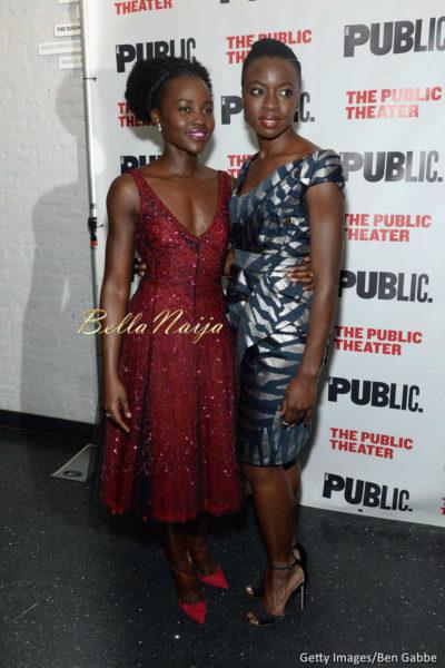 Lupita Nyong'o & Danai Gurira
