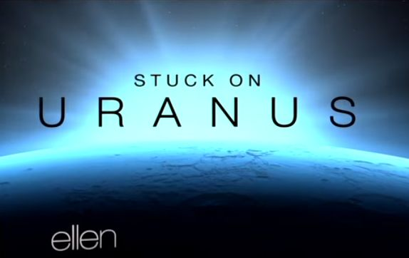 Ellen Degeneres Stuck on Uranus - BellaNaija - October 2015