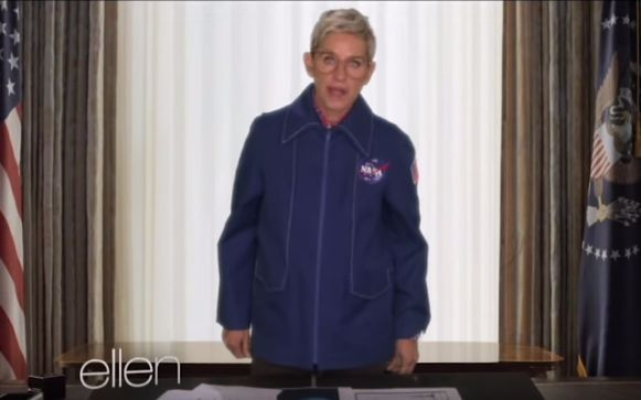 Ellen Degeneres Stuck on Uranus - BellaNaija - October 2015001