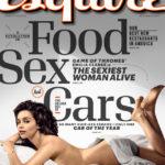 Emilia Clarke for Esquire Magazine - BellaNaija - October 2015
