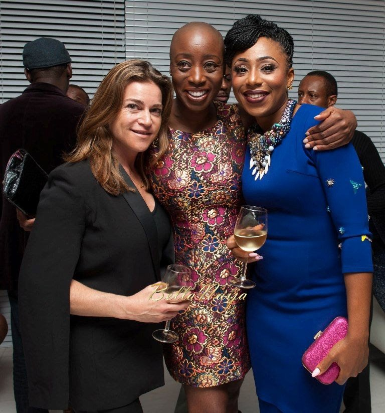 Fifty Movie Premiere - Bellanaija - October022