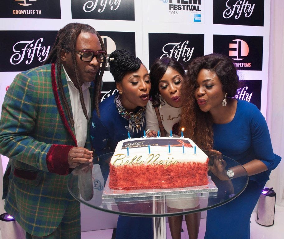 Fifty Movie Premiere - Bellanaija - October041