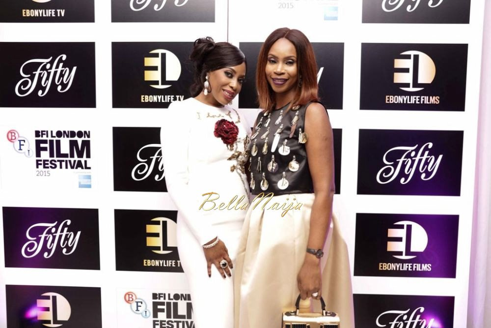 Fifty Movie Premiere - Bellanaija - October048