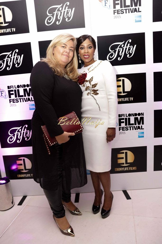Fifty Movie Premiere - Bellanaija - October050