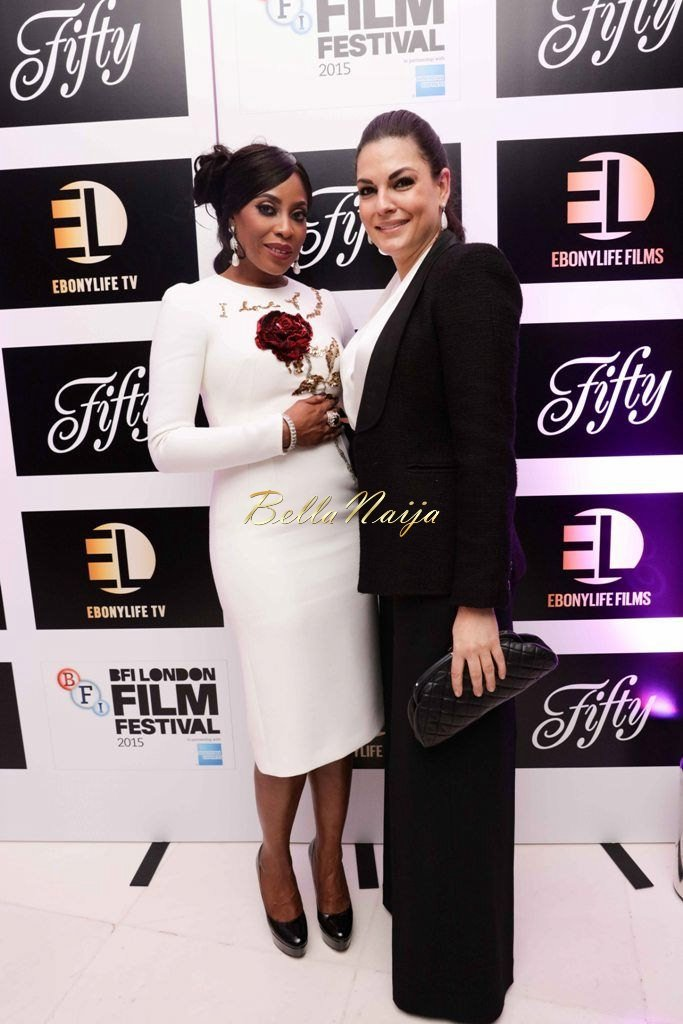 Fifty Movie Premiere - Bellanaija - October052