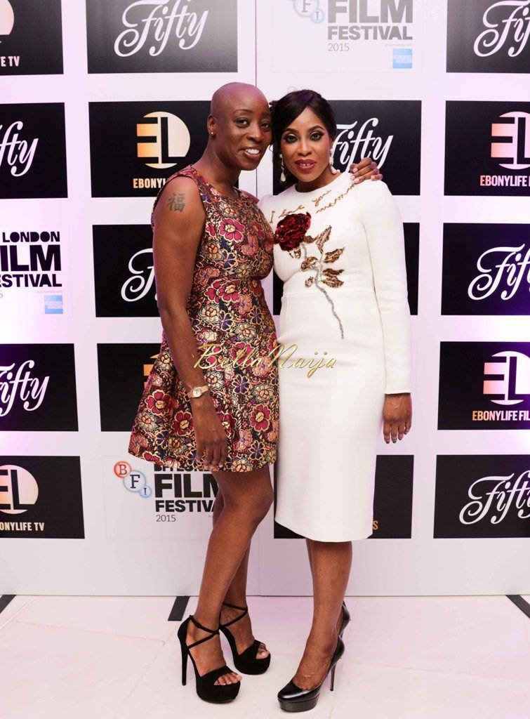 Fifty Movie Premiere - Bellanaija - October057
