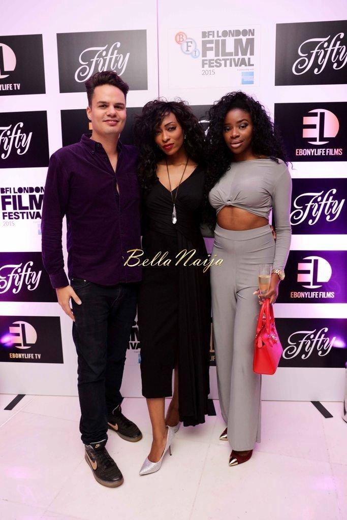 Fifty Movie Premiere - Bellanaija - October058