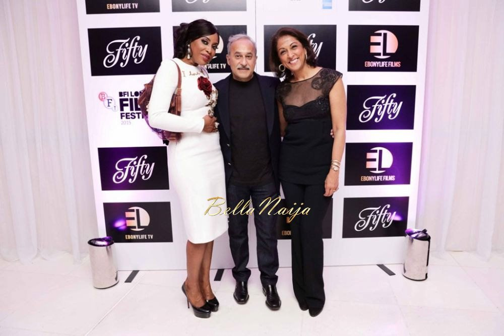 Fifty Movie Premiere - Bellanaija - October060