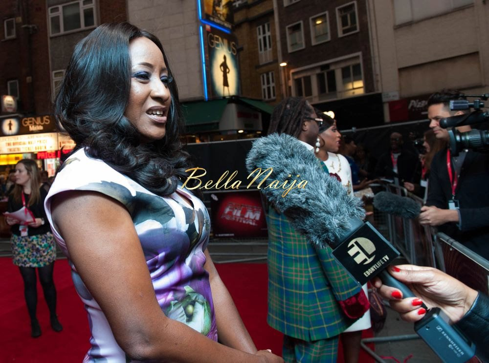 Fifty Movie Premiere Event - Bellanaija - October017