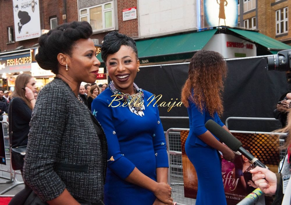 Fifty Movie Premiere Event - Bellanaija - October019