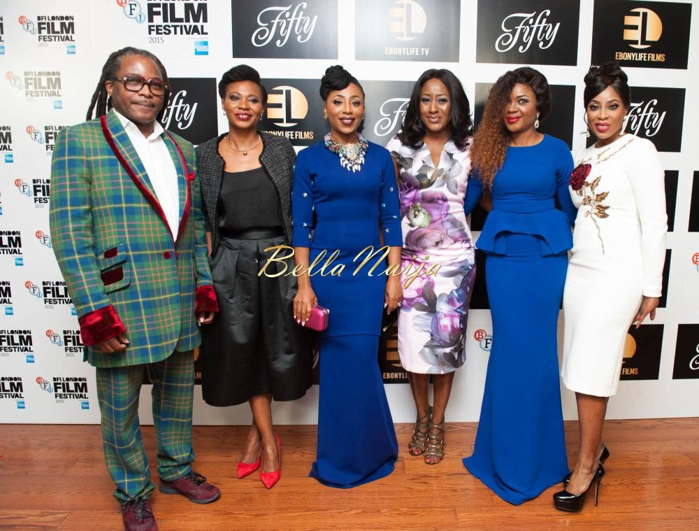 Fifty Movie Premiere Event - Bellanaija - October021