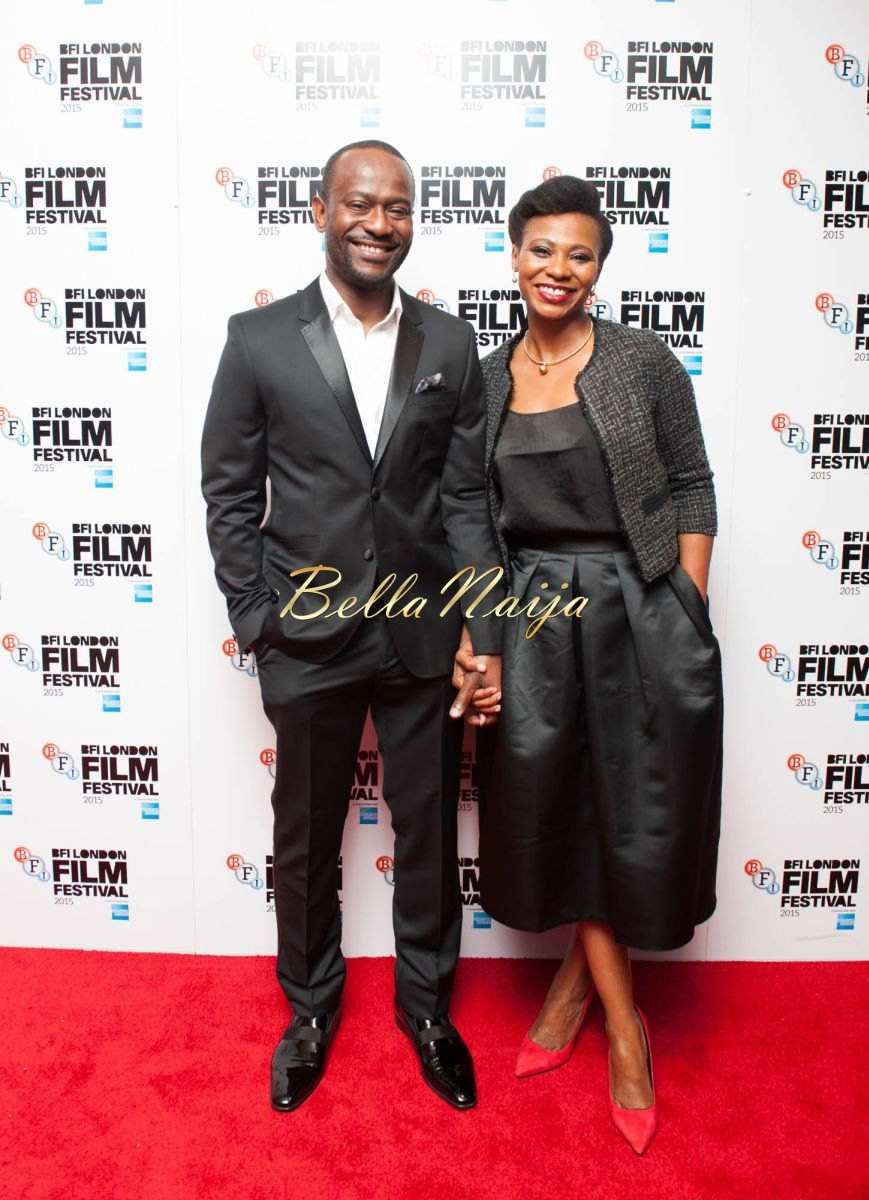 Fifty Movie Premiere Event - Bellanaija - October025