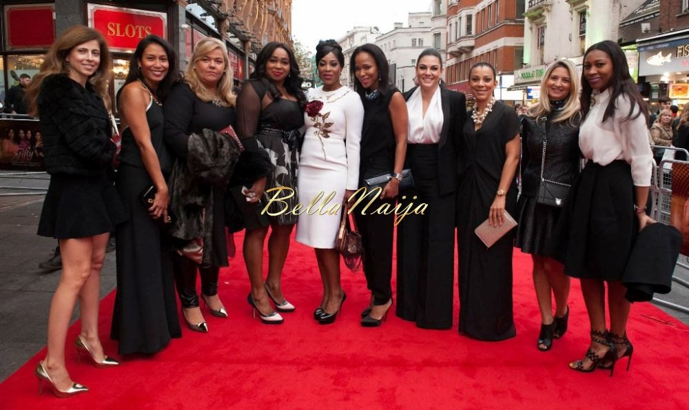 Fifty Movie Premiere Event - Bellanaija - October049