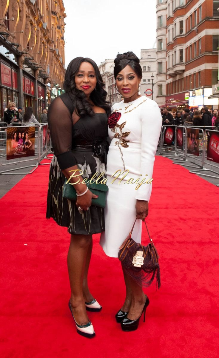 Fifty Movie Premiere Event - Bellanaija - October051
