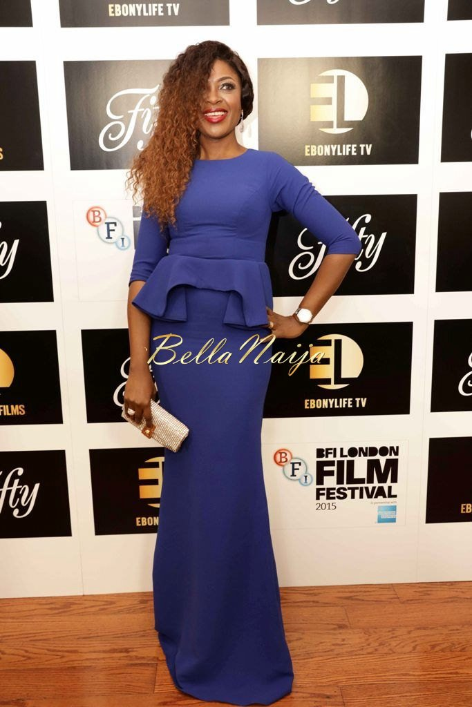 Fifty Movie Premiere Event - Bellanaija - October058