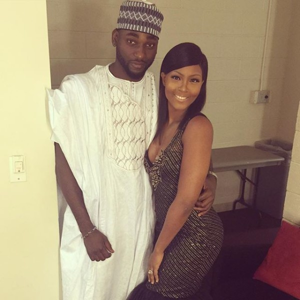 how sweet read gbenro ajibade�s birthday message to wife osas
