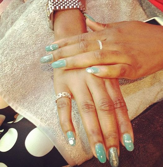 Genevieve Nnaji Nails - BellaNaija - October 20150011