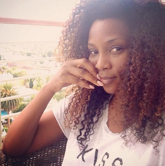 Genevieve Nnaji Nails - BellaNaija - October 2015007