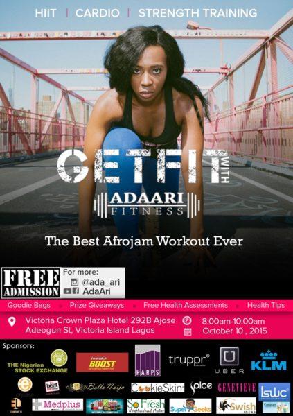 GetFit Flyer