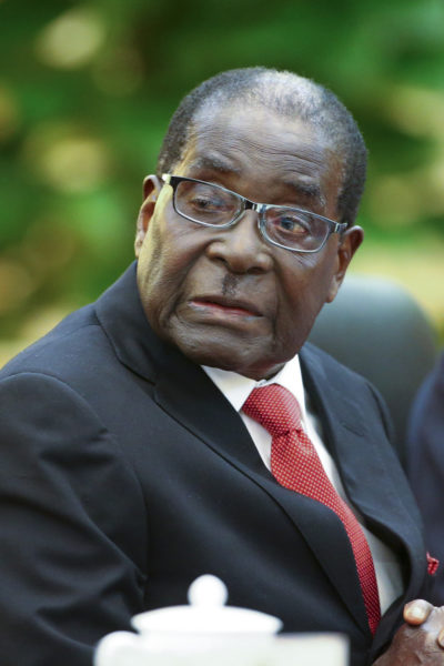 Mugabe Launch Nationwide Speaking Tour Ahead of Next Year's Election