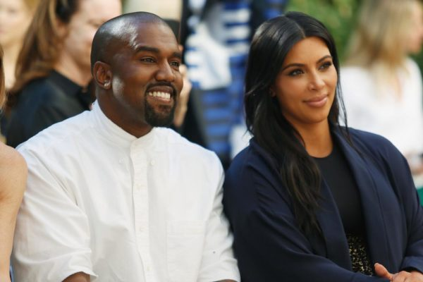 Kim & Kanye Reportedly Hire Surrogate for 3rd Child