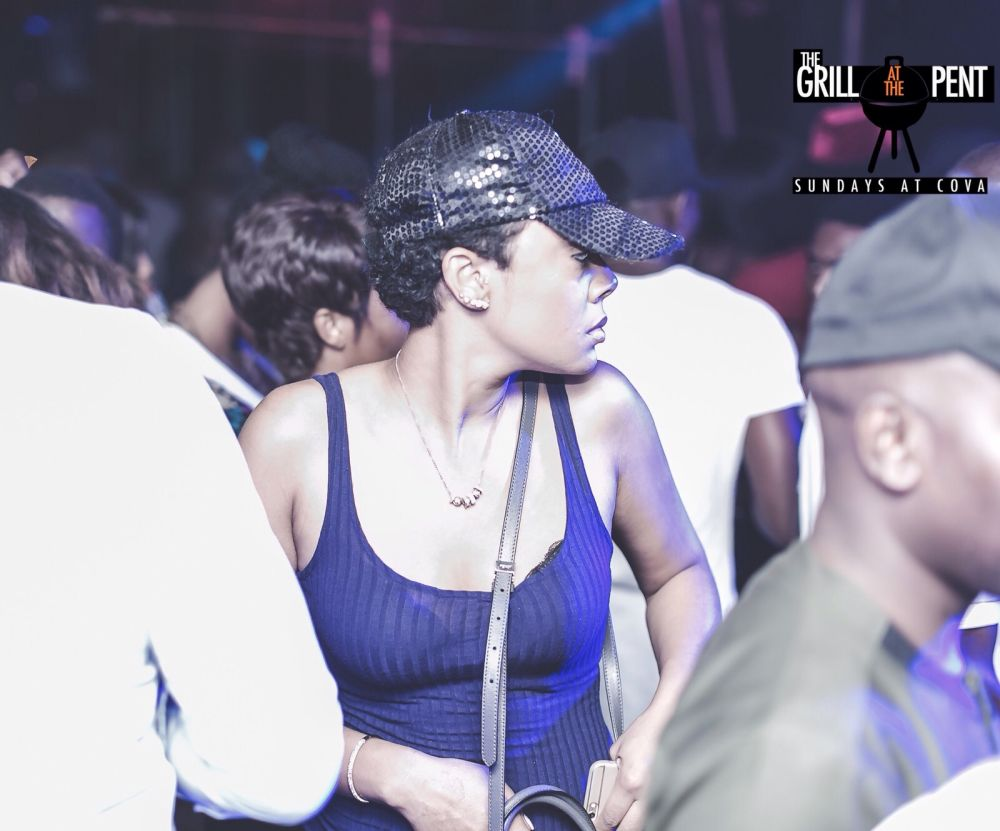Grill At The Pent Art Fusion Party - Bellanaija - September030