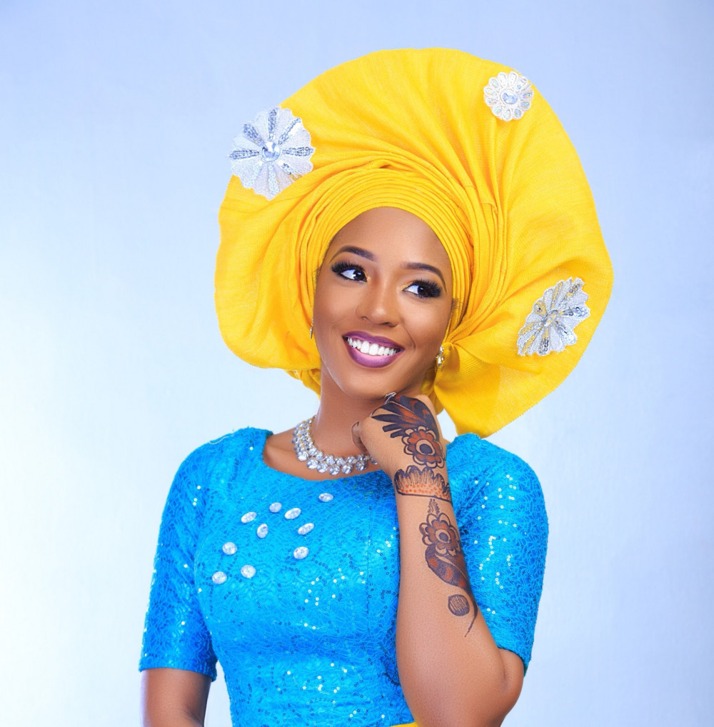 Hausa_Nigerian Bride_Layefa Beauty_BellaNaija 1