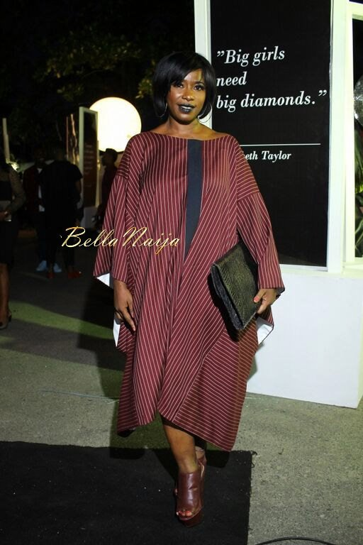Heineken LFDW 2015 Red Carpet Day 3 - BellaNaija - October2015002