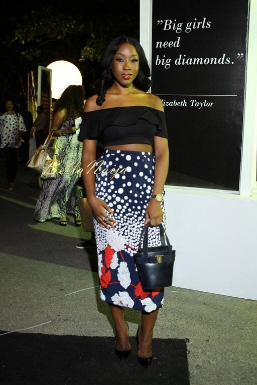 Heineken LFDW 2015 Red Carpet Day 3 - BellaNaija - October2015003