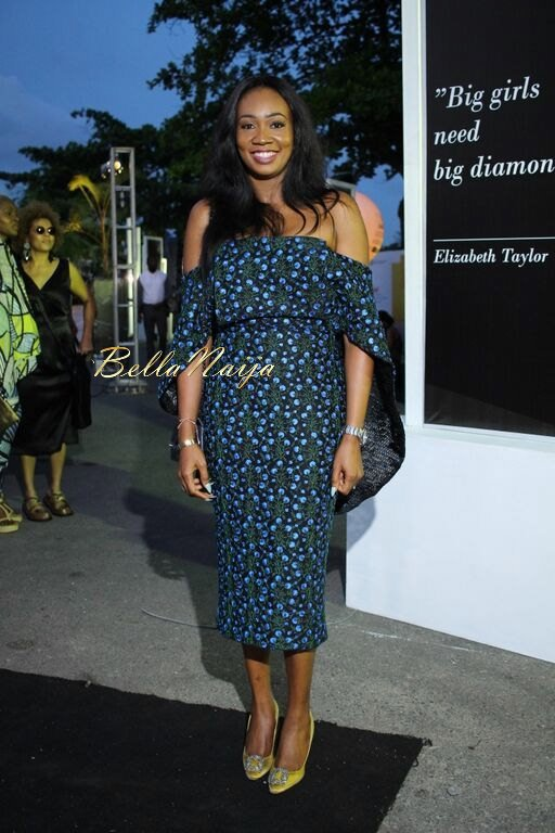 Heineken LFDW 2015 Red Carpet Day 3 - BellaNaija - October2015005