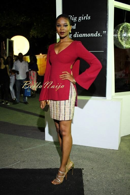 Heineken LFDW 2015 Red Carpet Day 3 - BellaNaija - October2015006