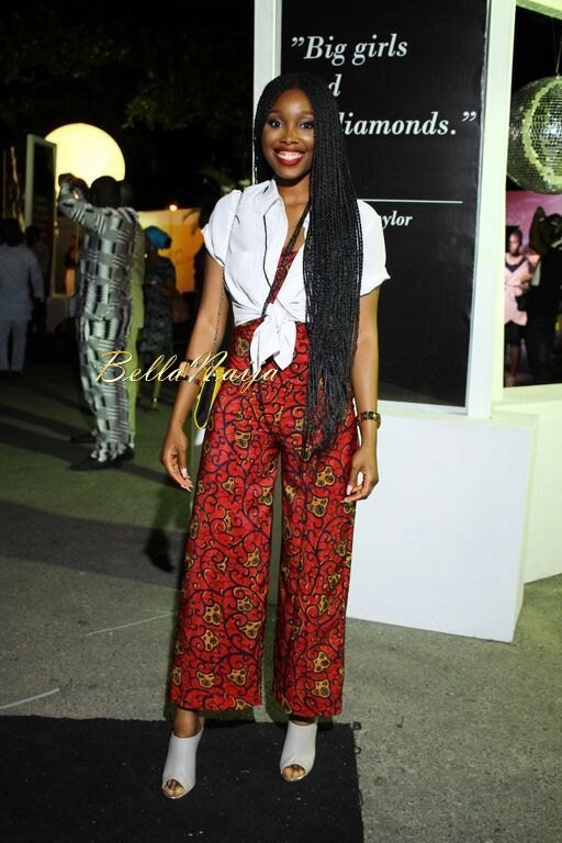 Heineken LFDW 2015 Red Carpet Day 3 - BellaNaija - October2015015