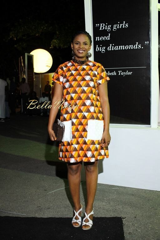 Heineken LFDW 2015 Red Carpet Day 3 - BellaNaija - October2015037
