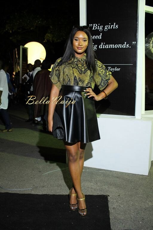 Heineken LFDW 2015 Red Carpet Day 3 - BellaNaija - October2015045