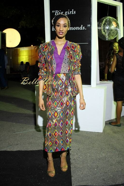 Heineken LFDW 2015 Red Carpet Day 3 - BellaNaija - October2015047