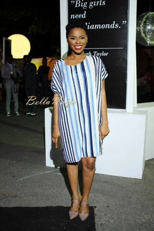 Heineken LFDW 2015 Red Carpet Day 3 - BellaNaija - October2015053