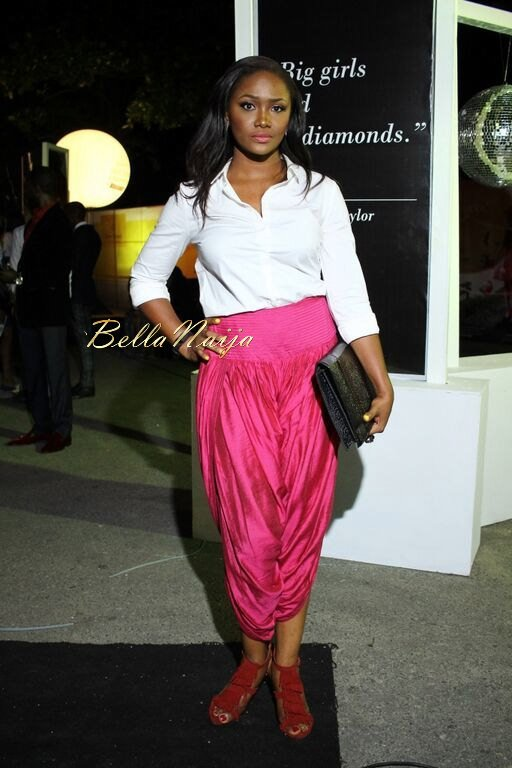 Heineken LFDW 2015 Red Carpet Day 3 - BellaNaija - October2015054