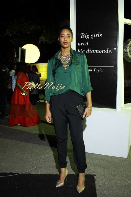 Heineken LFDW 2015 Red Carpet Day 3 - BellaNaija - October2015062