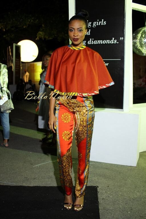 Heineken LFDW 2015 Red Carpet Day 3 - BellaNaija - October2015072