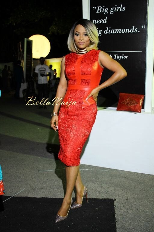 Heineken LFDW 2015 Red Carpet Day 3 - BellaNaija - October2015086