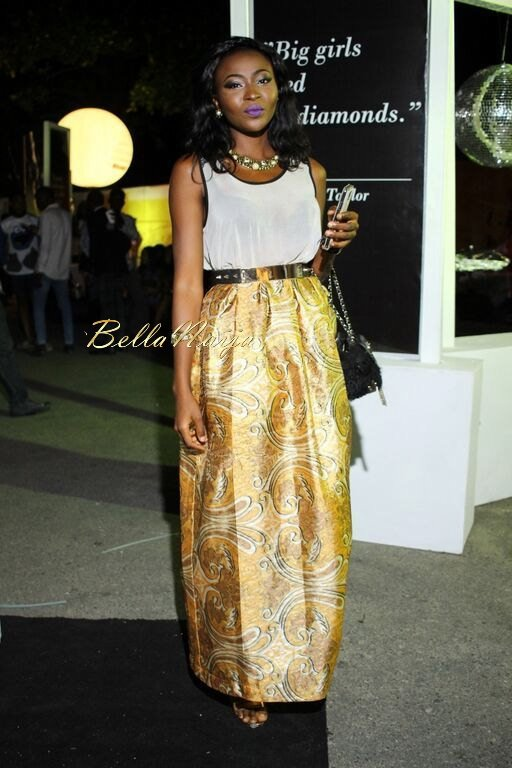 Heineken LFDW 2015 Red Carpet Day 3 - BellaNaija - October2015088